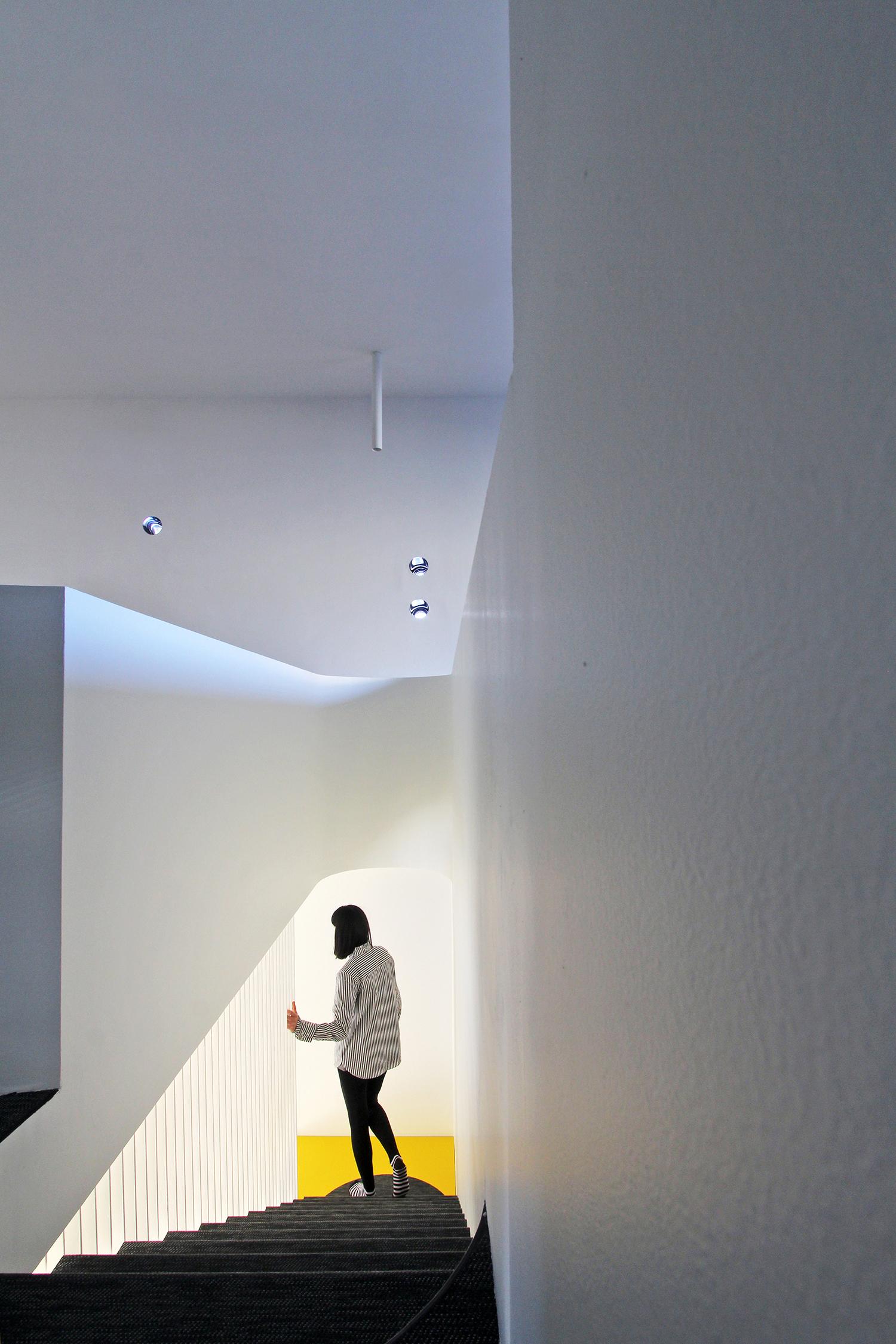 Francesca Perani_Residenza Yellow _ Terrazzo-Bulciago 2017 con Bloomscape architettura fotoFPerani