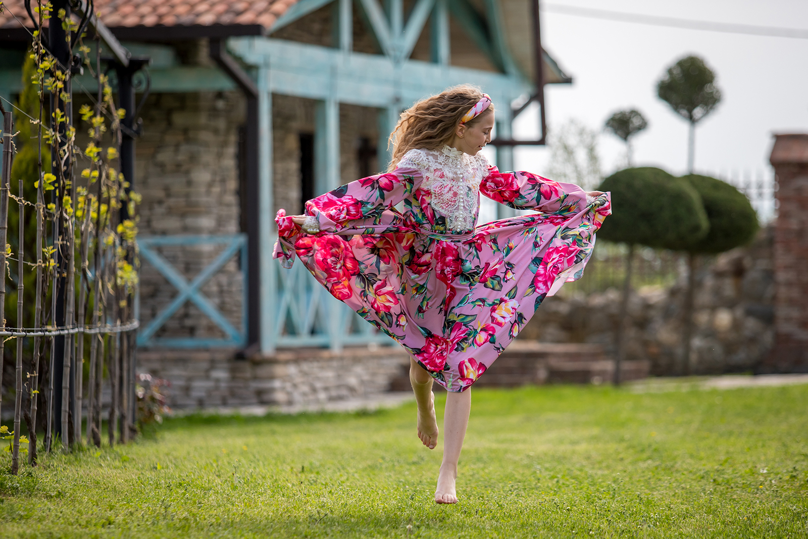 ELSA FAIRY DRESSES (7)
