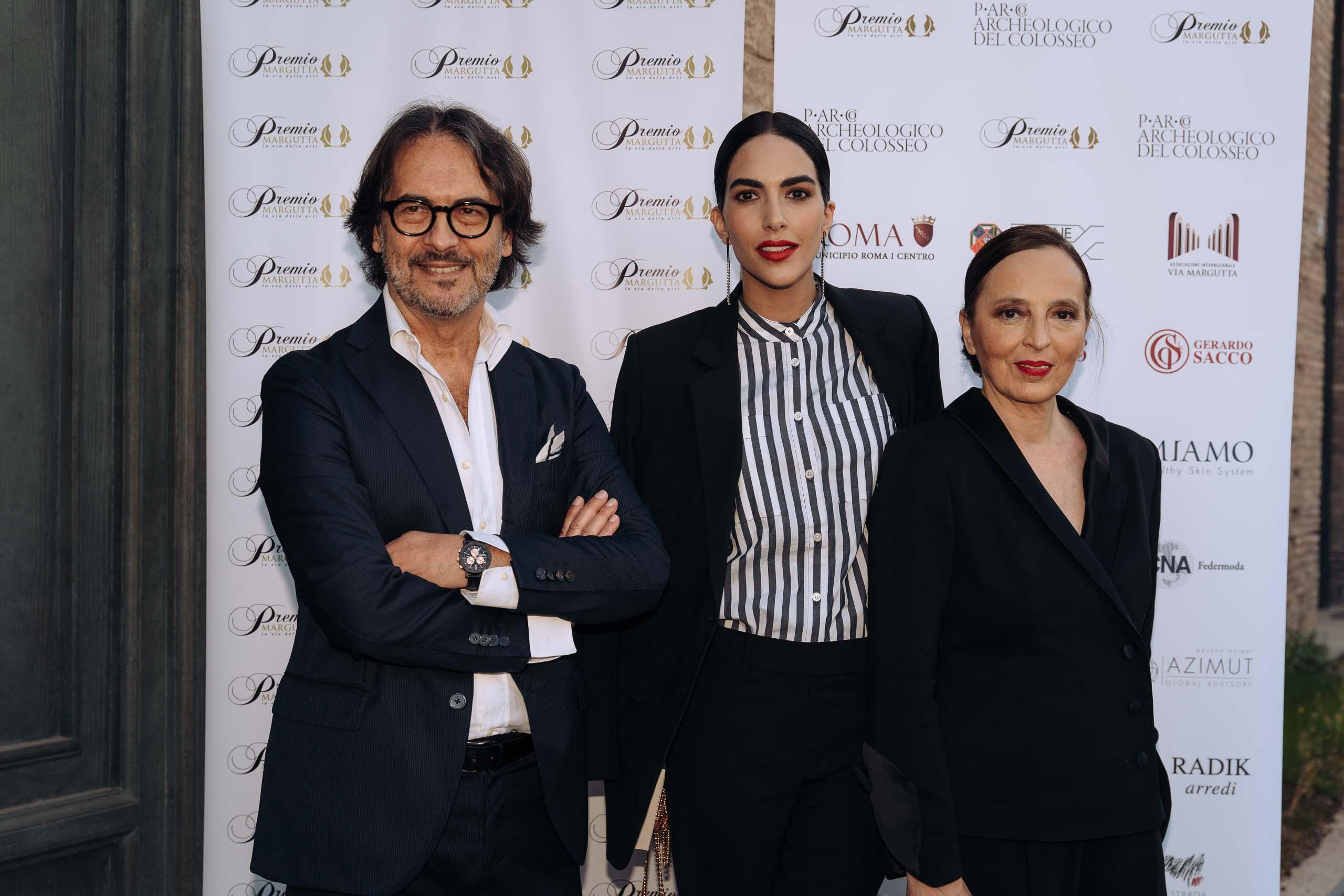 3 Antonio Falanga - Rocio Munoz Morales - Grazia Marino