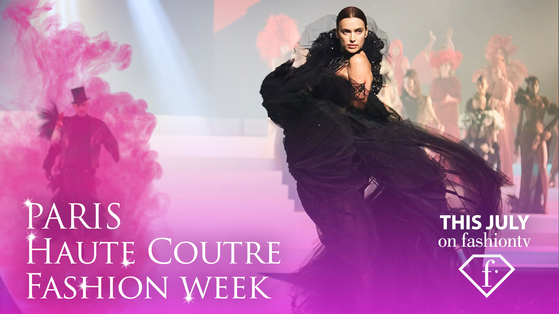 July 2021 Monthly Special - Paris Haute Couture Horizontal