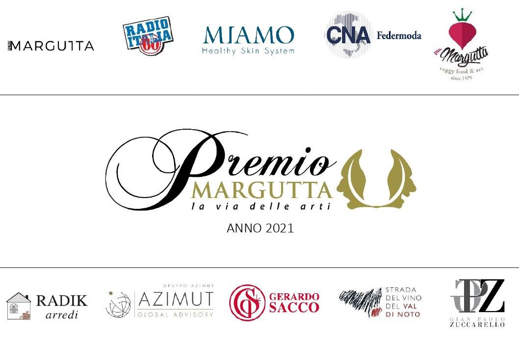 Premio Margutta - La Via delle Arti Cover Partners