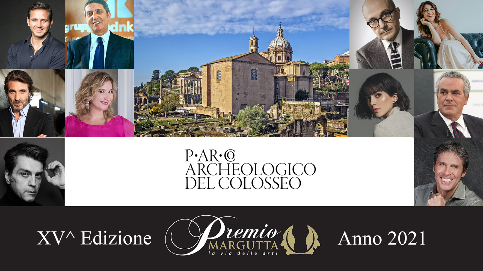 Premio Margutta - La Via delle Arti Cover Premiati PM 2021