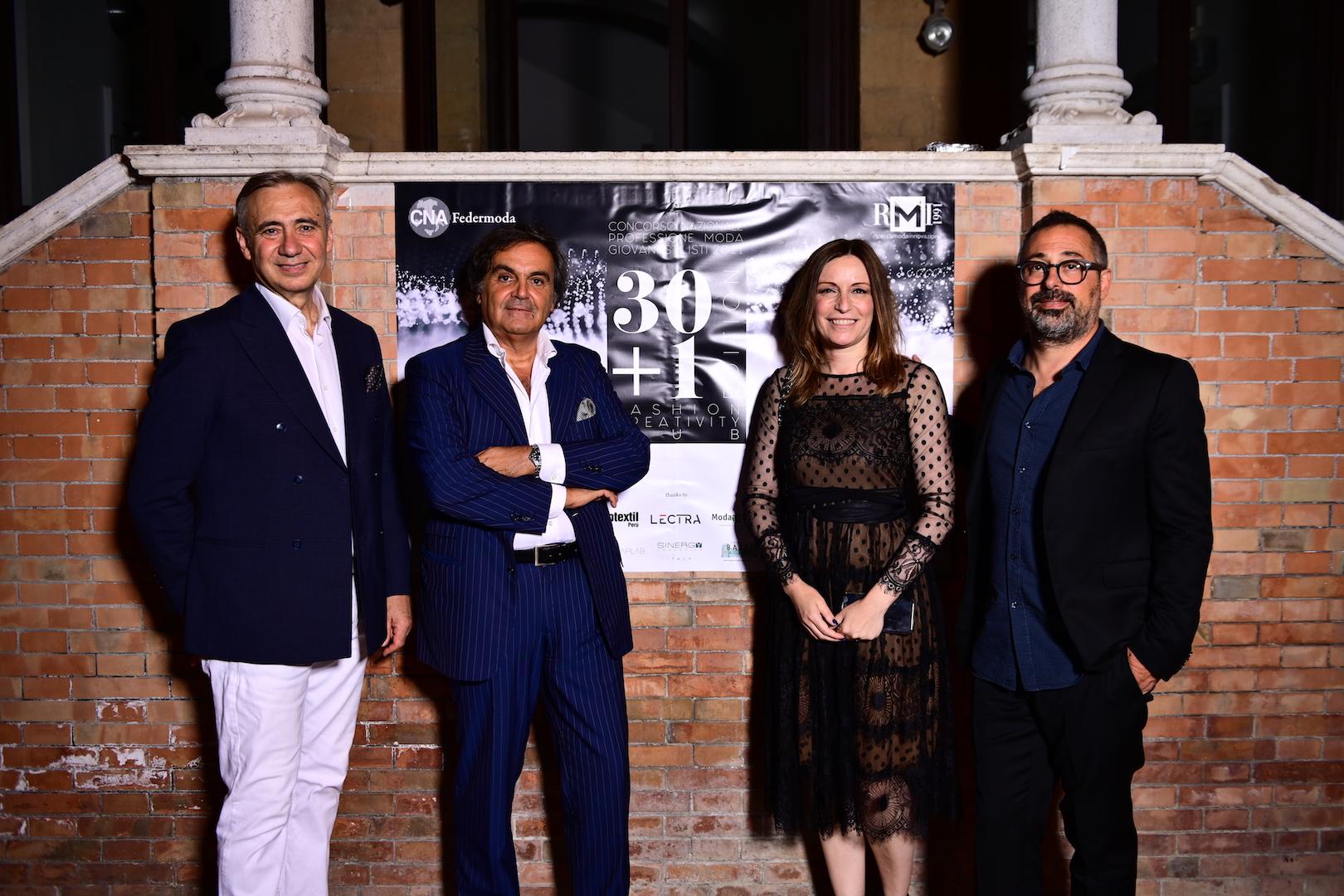 0.1 Robero Corbelli - Antonio Franceschini - Sottsegretario Lucia Borgonzoni -Marco Landi