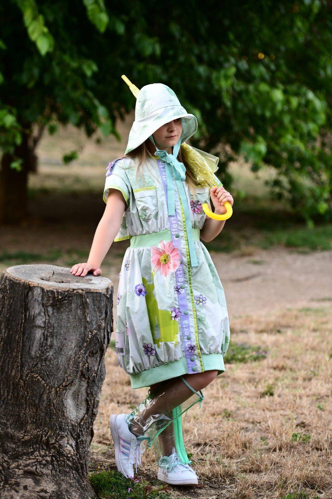 5 Letizia Celotti - Premio Sezione Abbigliamento Bambino