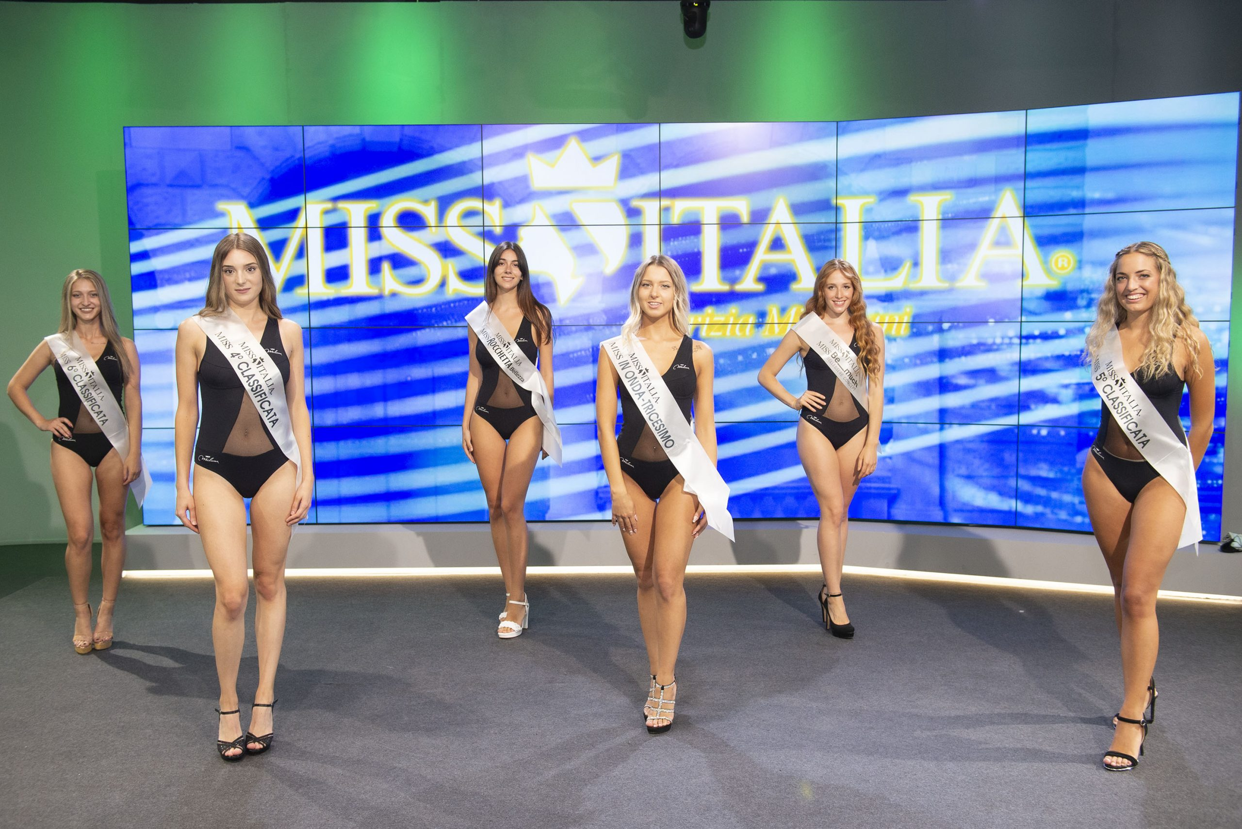 Gruppo Vincitrici Miss In Onda - Tricesimo