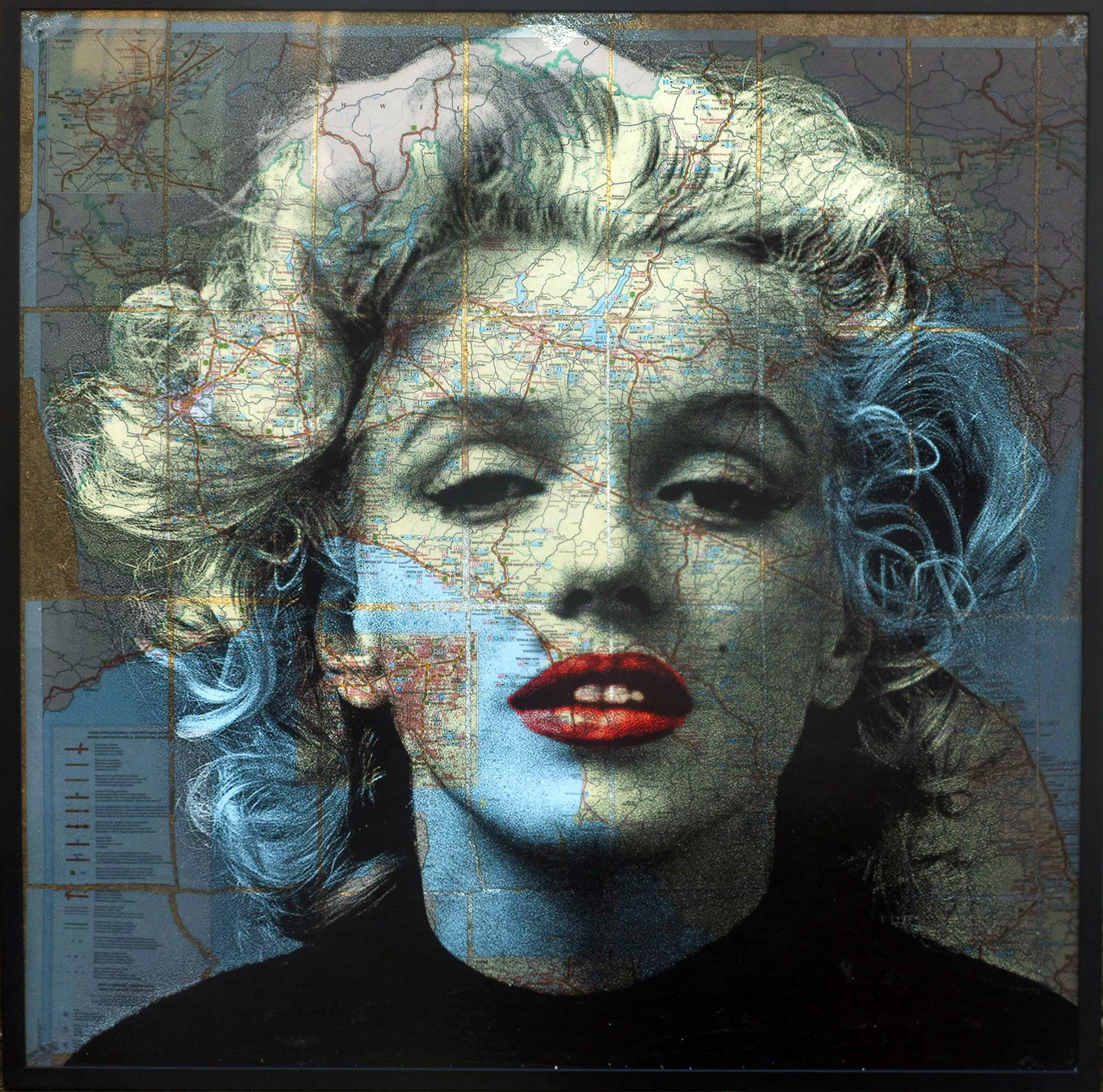 Marilyn Milano 90x90 Giuliano Grittini copia