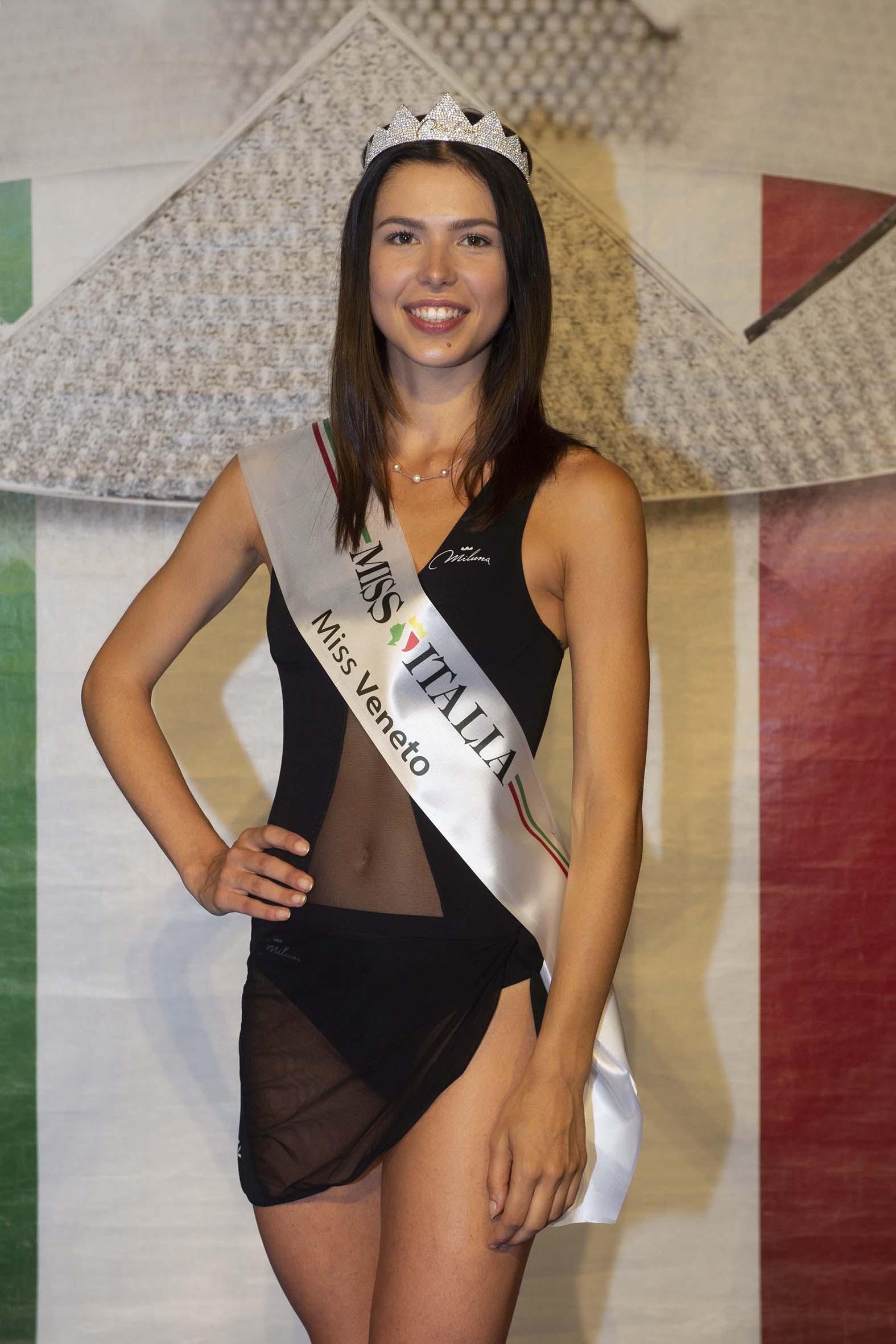 Elisa Checchin - Miss Veneto 2019