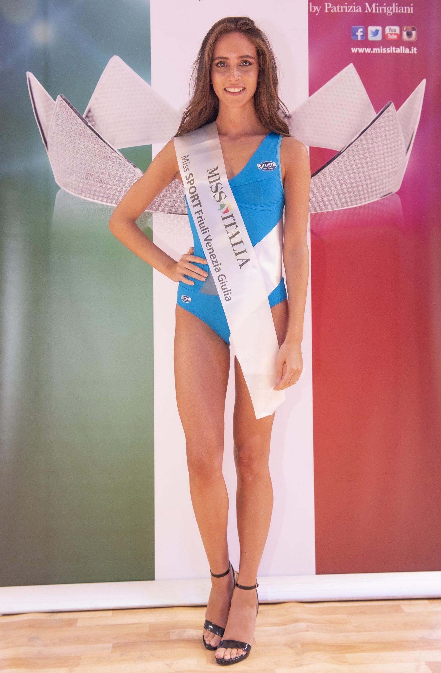 Erika Rebbelato - Miss Sport Friuli Venezia Giulia 3