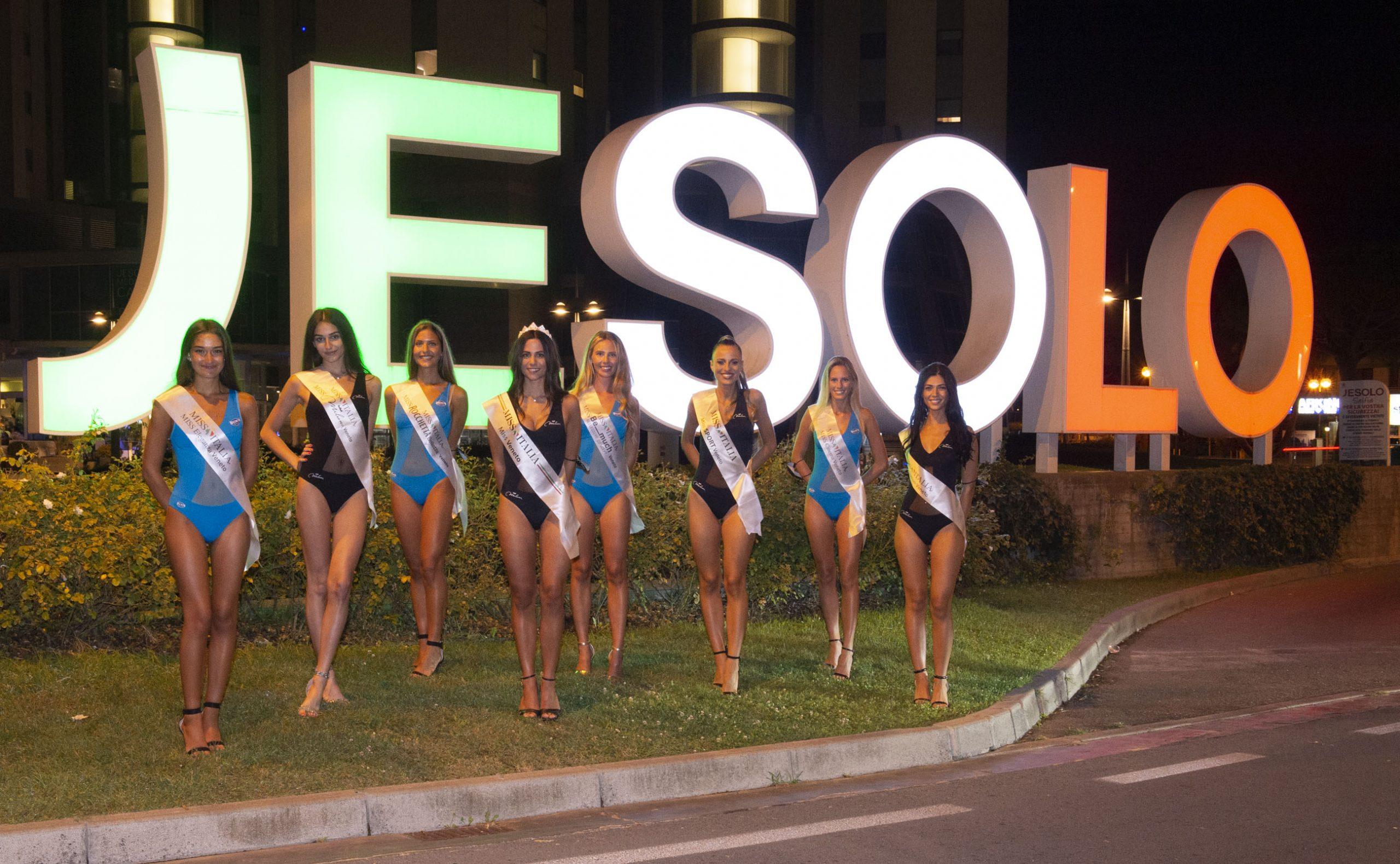 Gruppo finaliste Jesolo (ph Valter Parisotto)