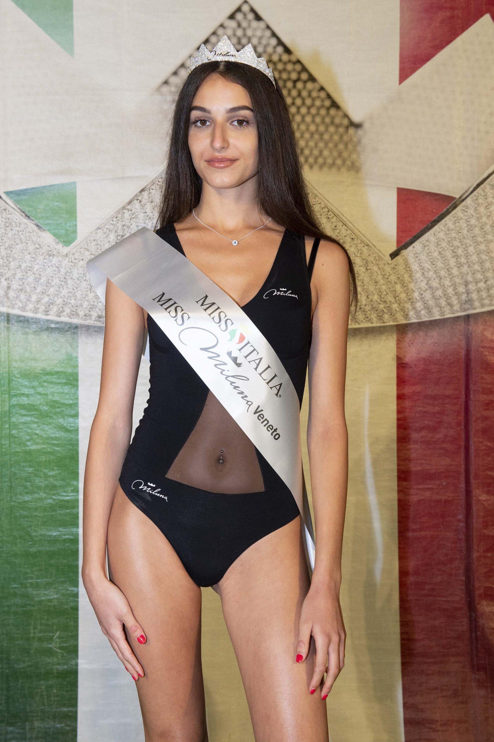 Martina Buttaci - Miss Miluna Veneto