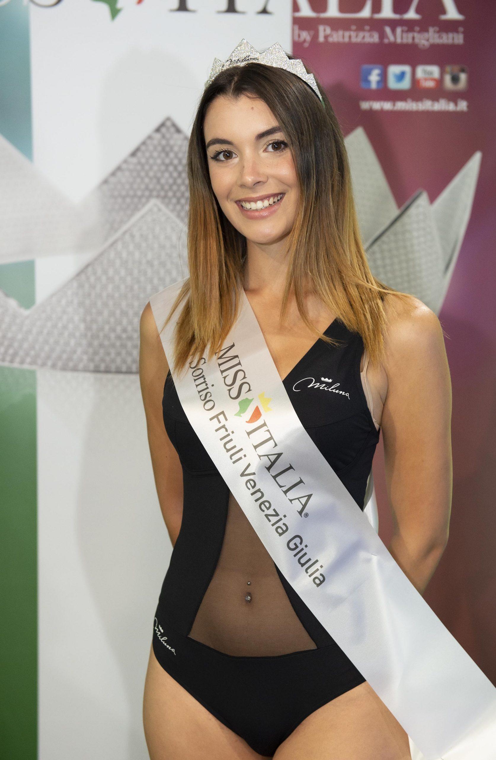 Miss Sorriso FVG - Angelica Drinovec 1