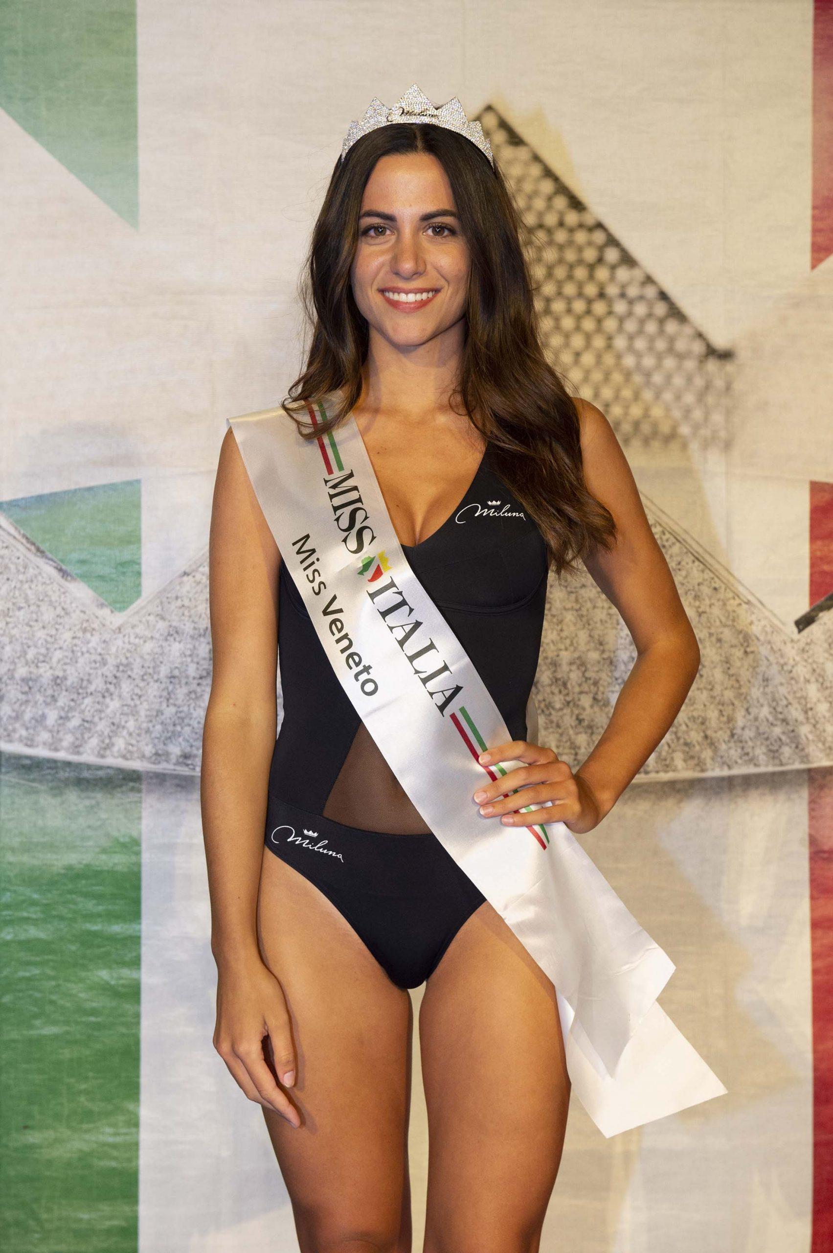 Miss Veneto 2021 - Nicole Cogo
