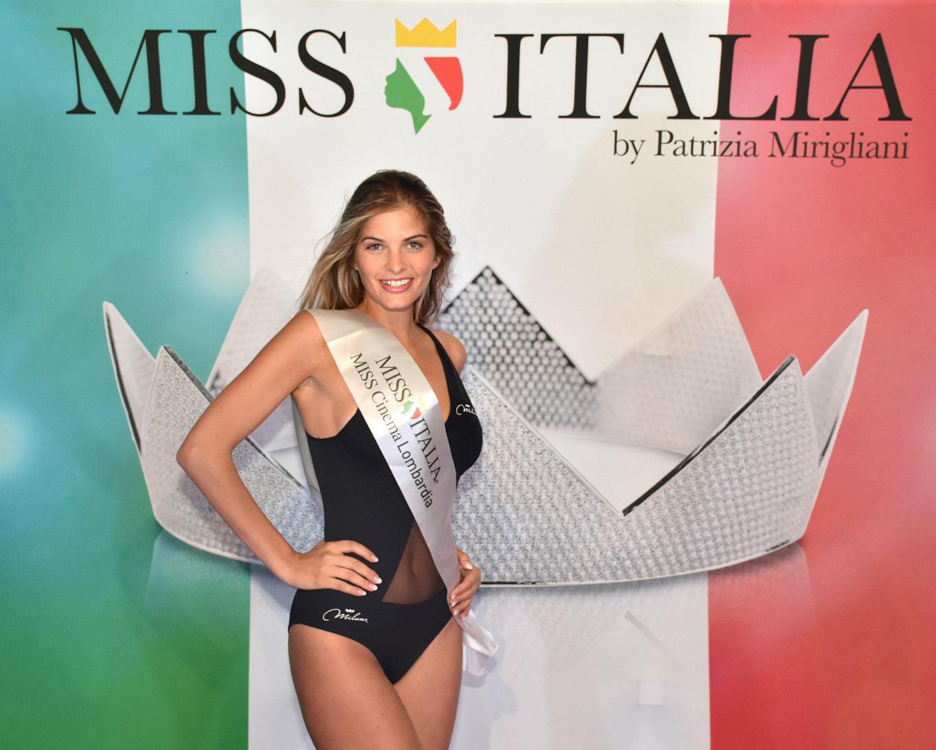 Seyla Zanon Miss Cinema Lombardia