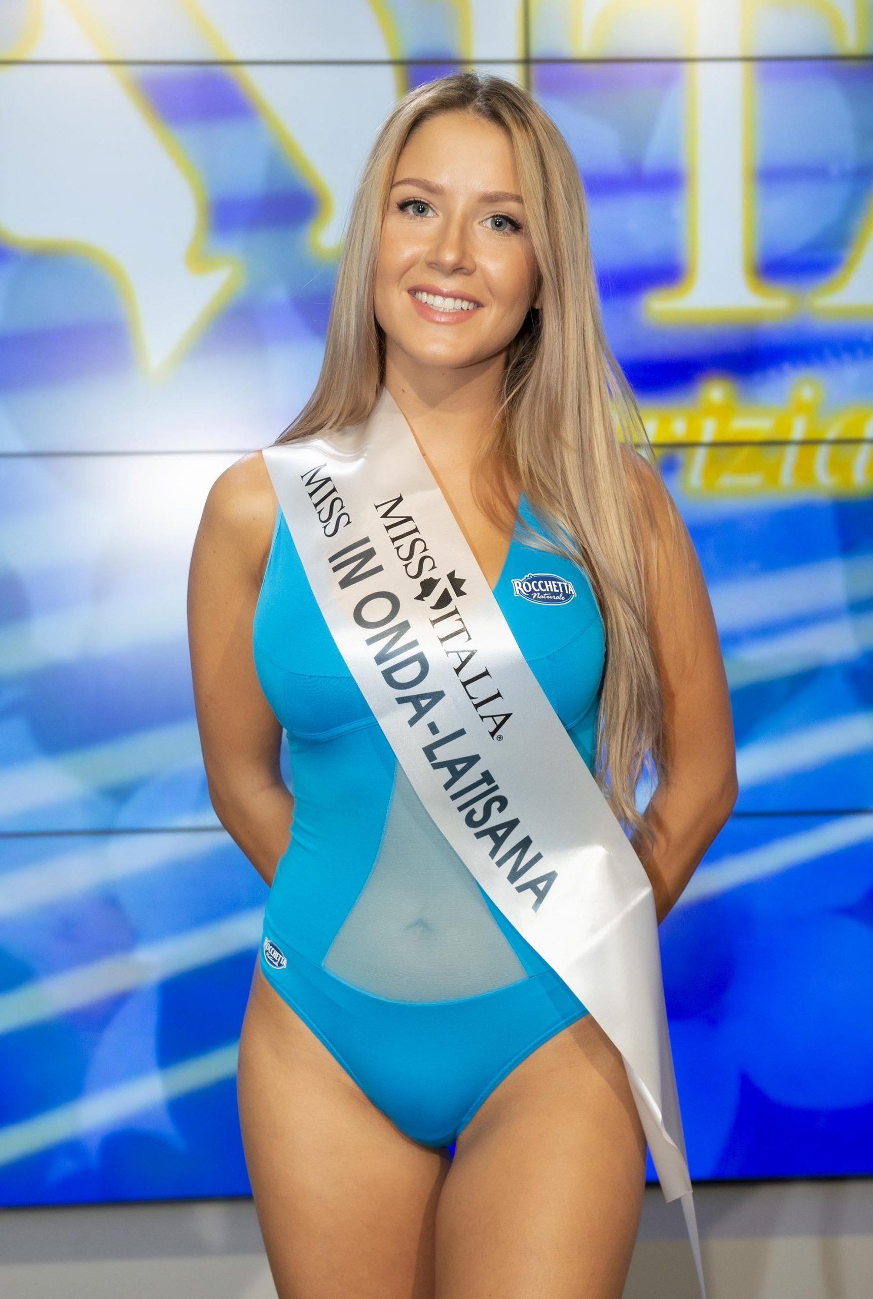 Valentina Petris - Miss in Onda Latisana