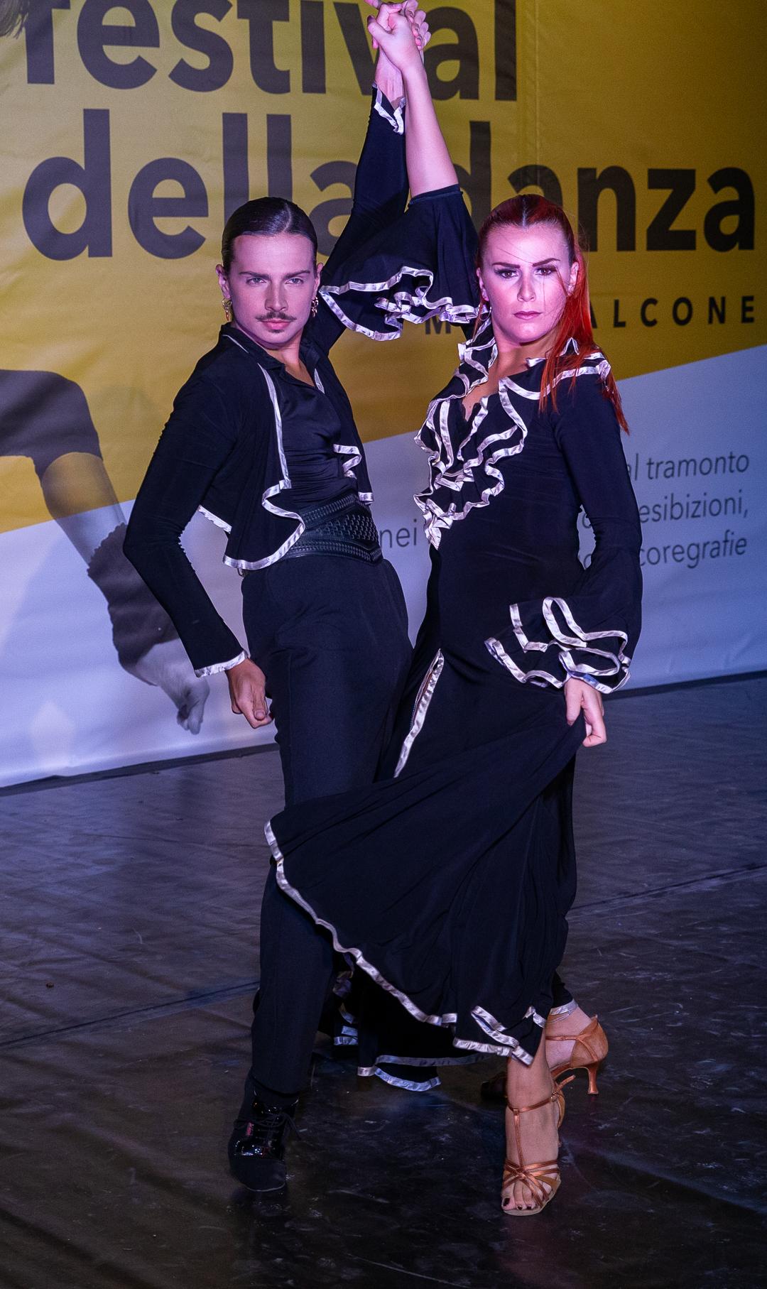 Andrea Cercego e Giorgia Rigato