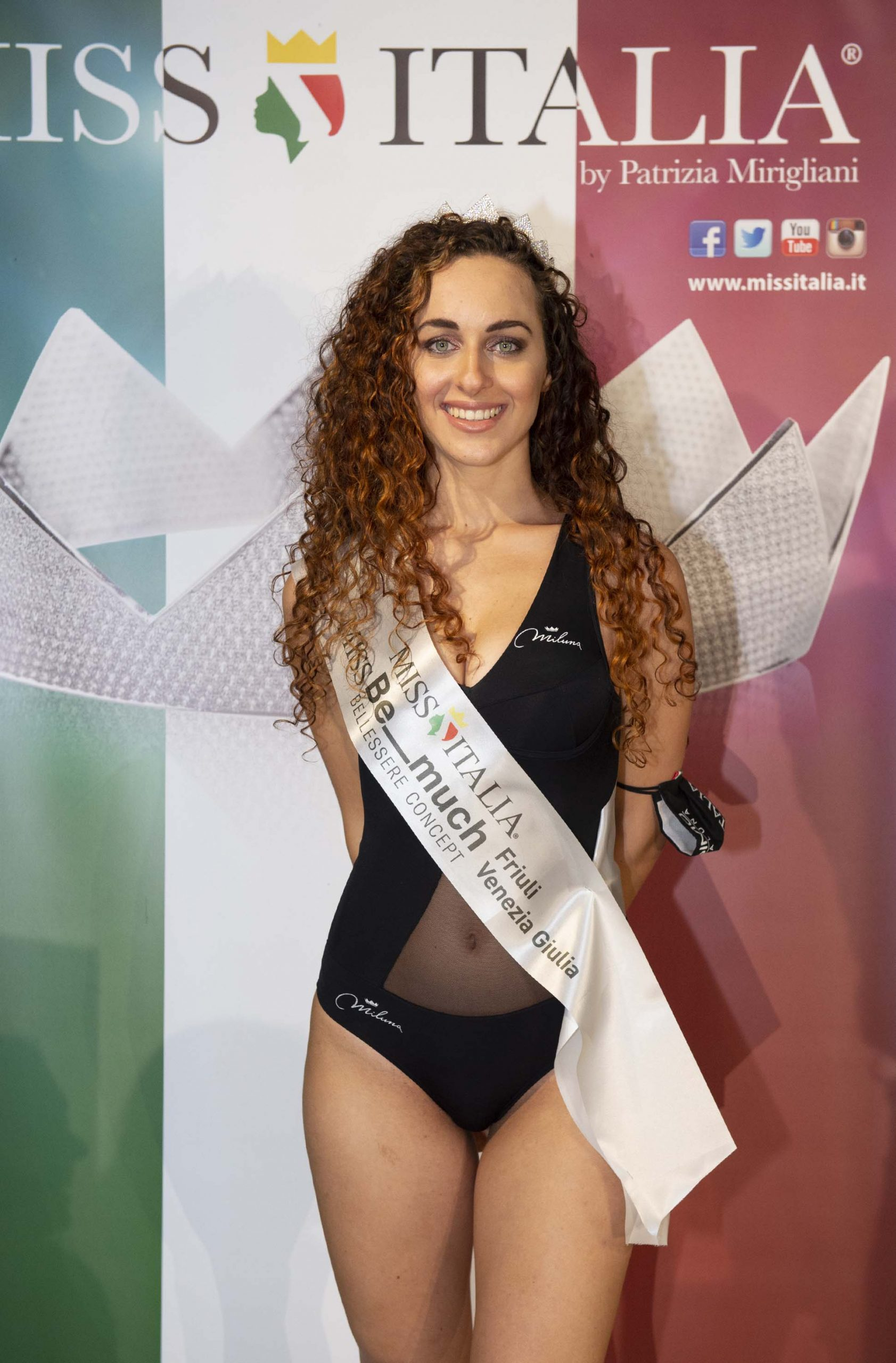 Beatrice Basaldella - Miss Be_Much Friuli Venezia Giulia