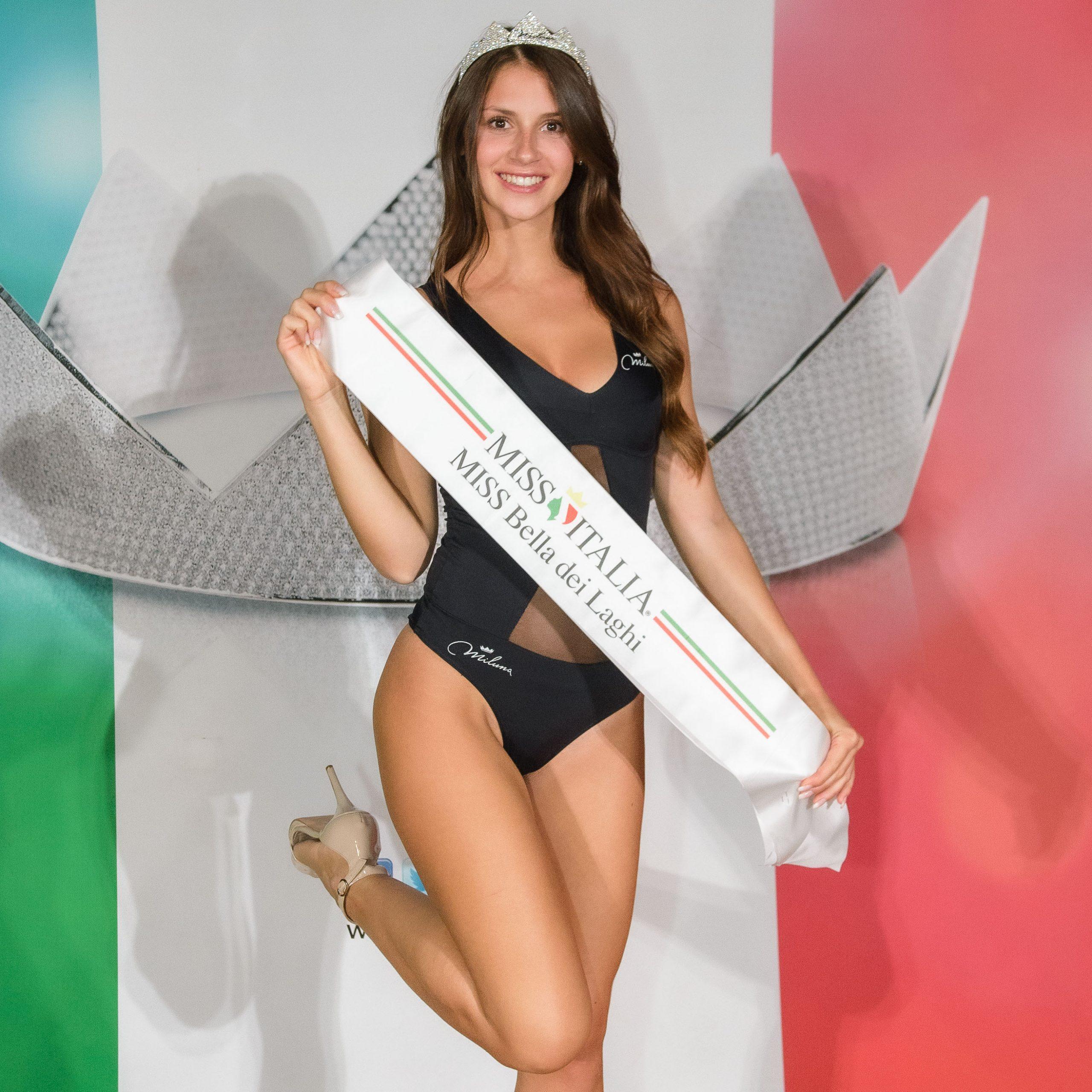 Beatrice Farina Miss Bella Dei LAghi