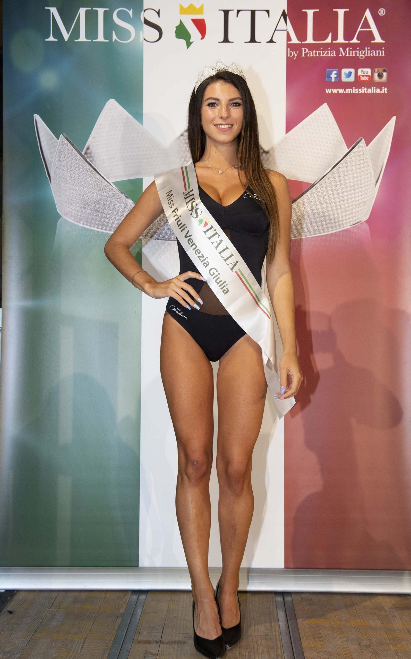 Elisa Molettieri - Miss Friuli Venezia Giulia