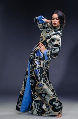 Fashion Designer Xilola Sher
