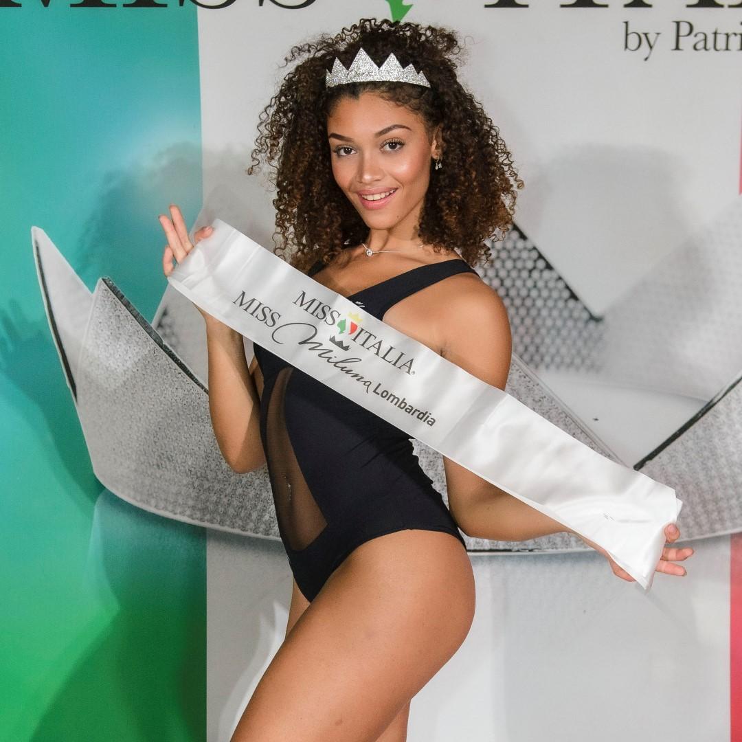 Francesca Mamè Miss Miluna Lombardia
