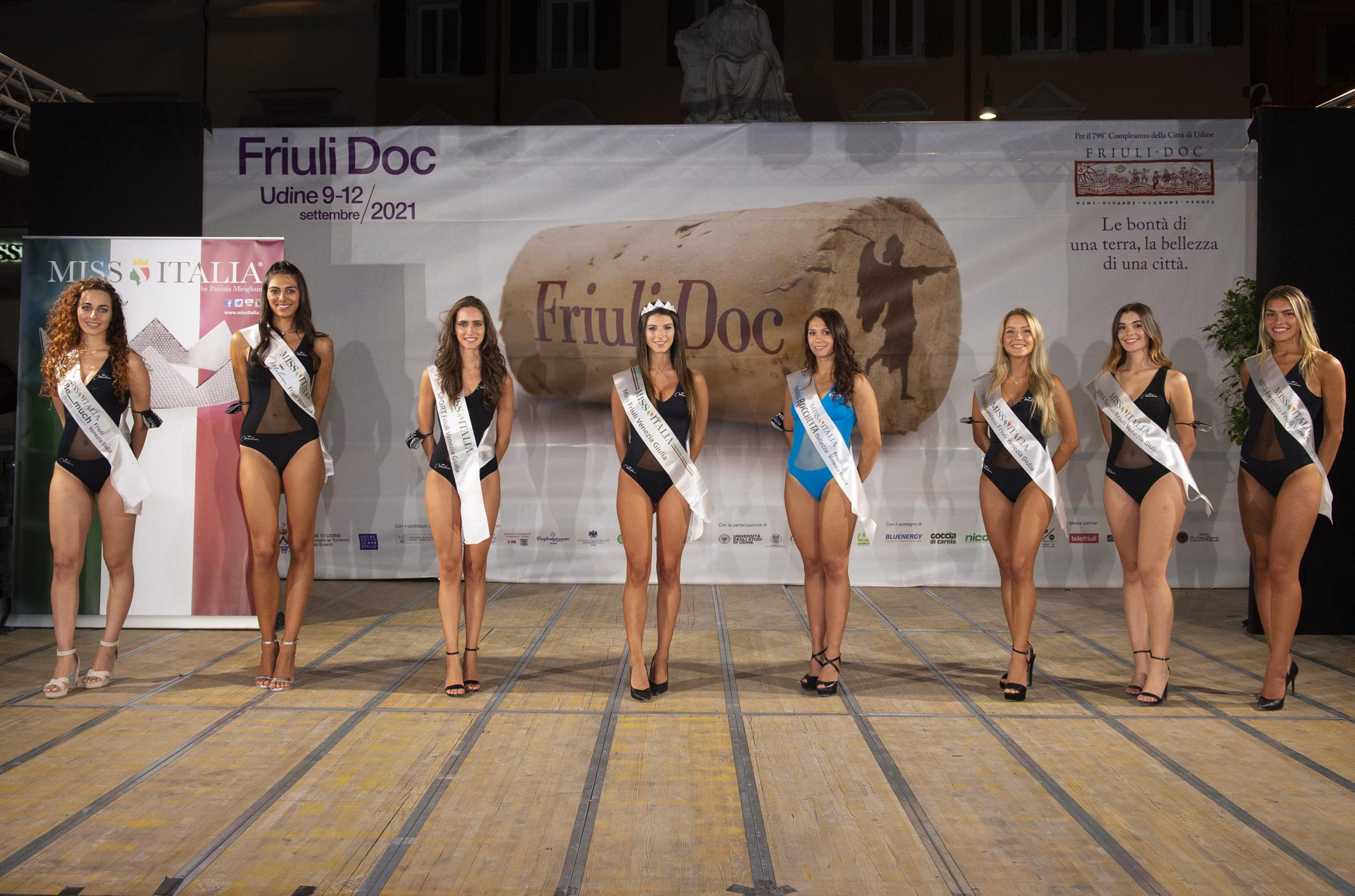 Gruppo Prefinaliste Friuli Venezia Giulia