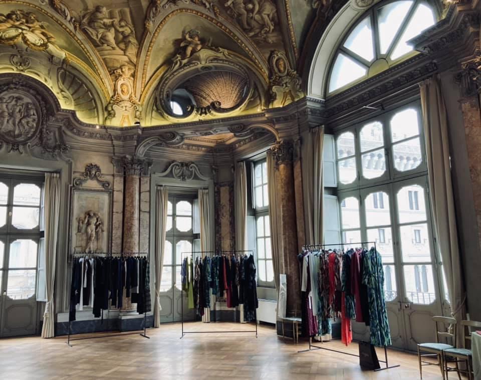 Lux Area Center- Coffee House- Palazzo Colonna- settembre 2021- veduta