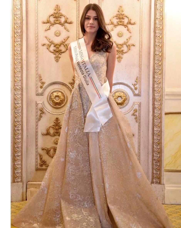 Marta Morsanutto - Miss Friuli Venezia Giulia 2020