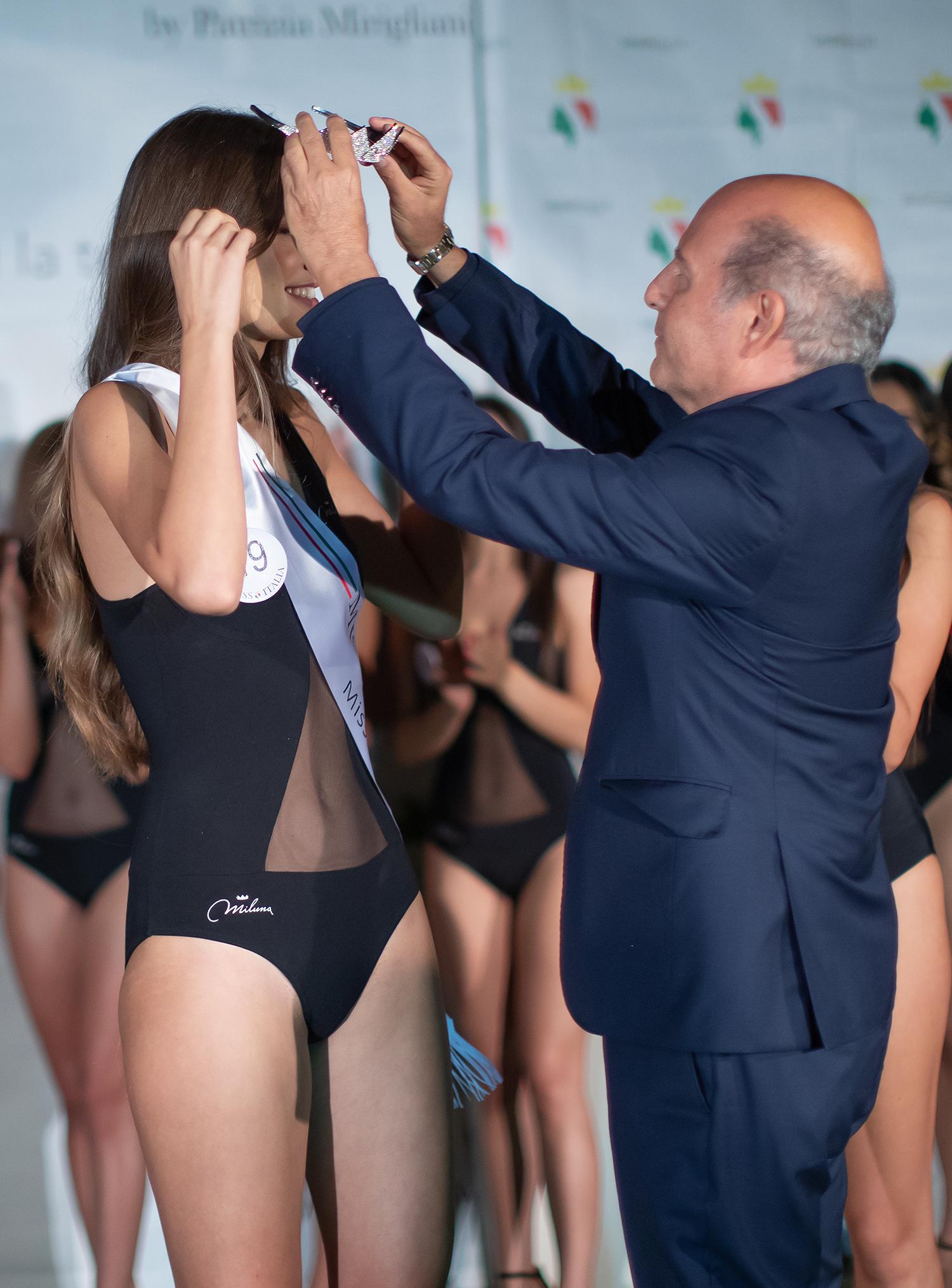 Miss Roma 2021 è Alice Ferazzoli - RM