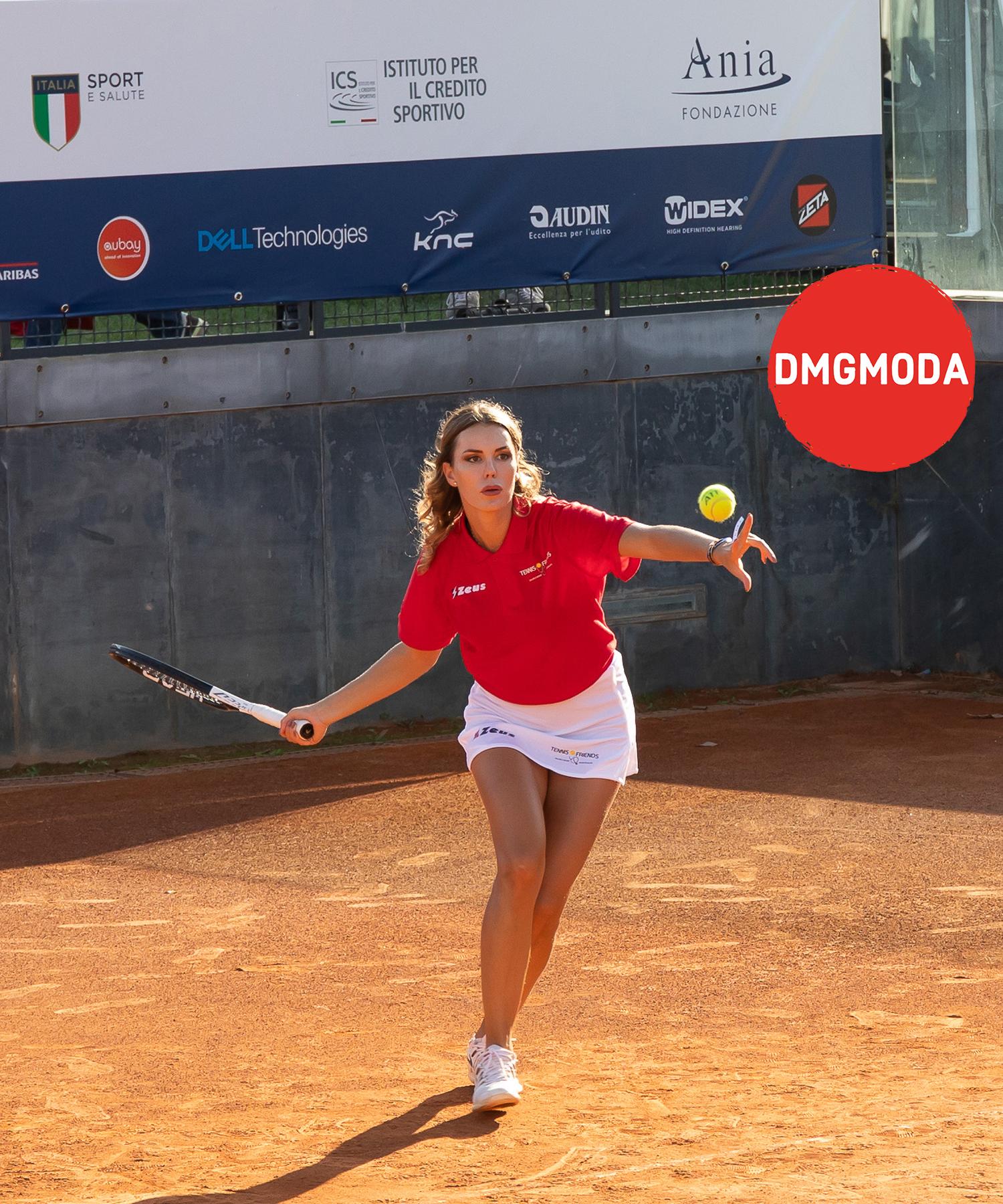 ROMA TENNIS & FRIENDS 2019 - Marta Krevsun