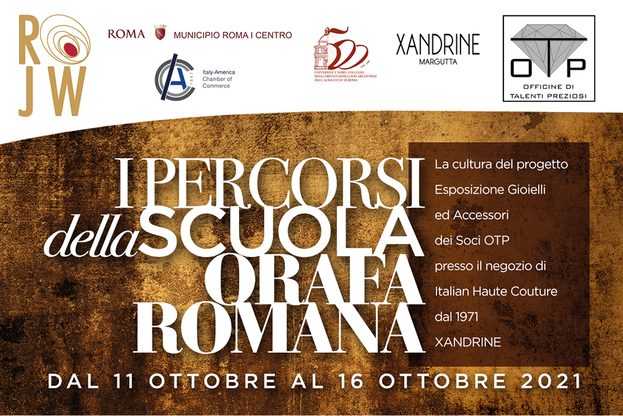 Roma Jewelry Week 11-17 ottobre 2021