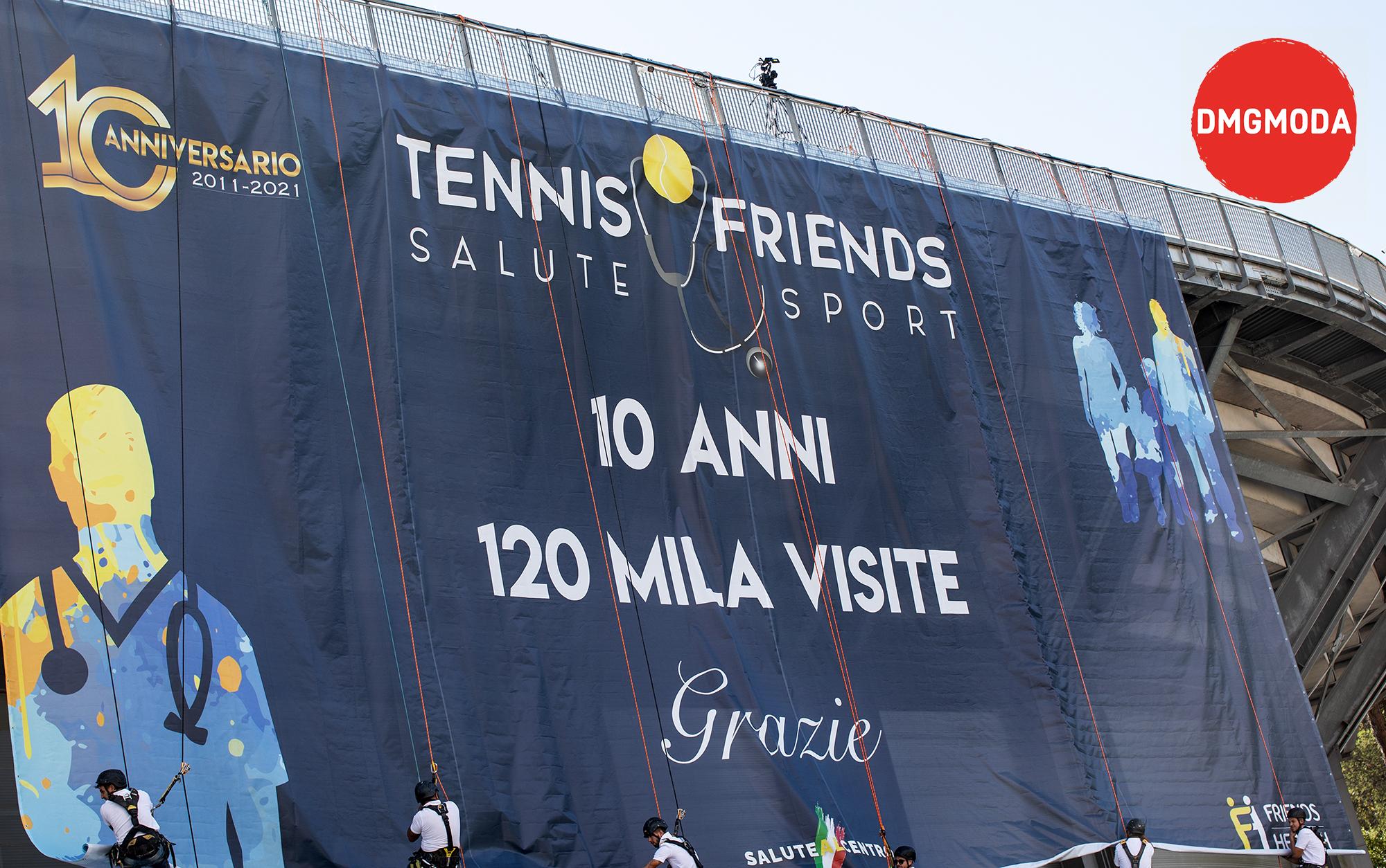 Tennis & Friends - decima-edizione 2021