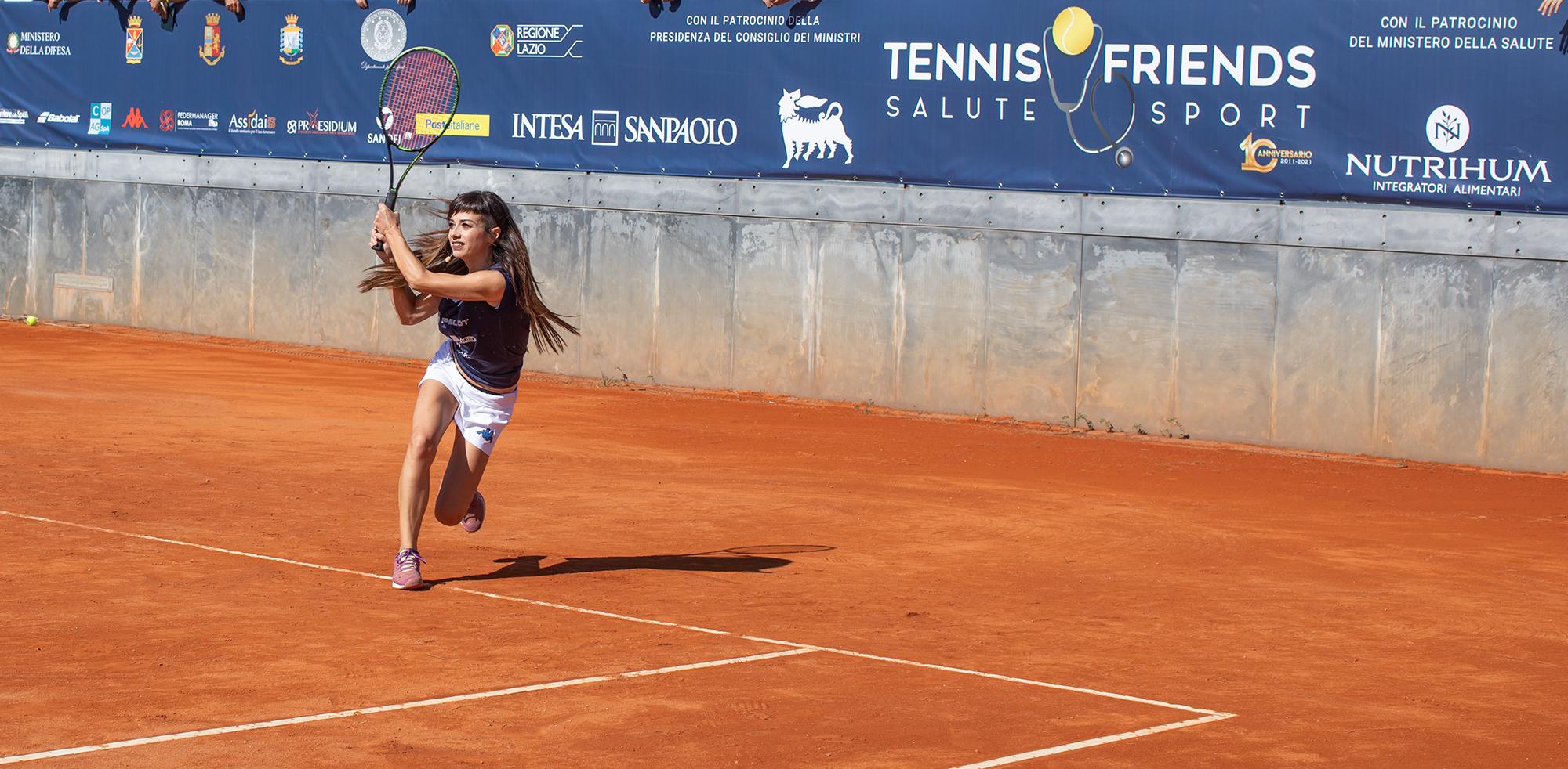 #tennisandfriends-@manudolcenera